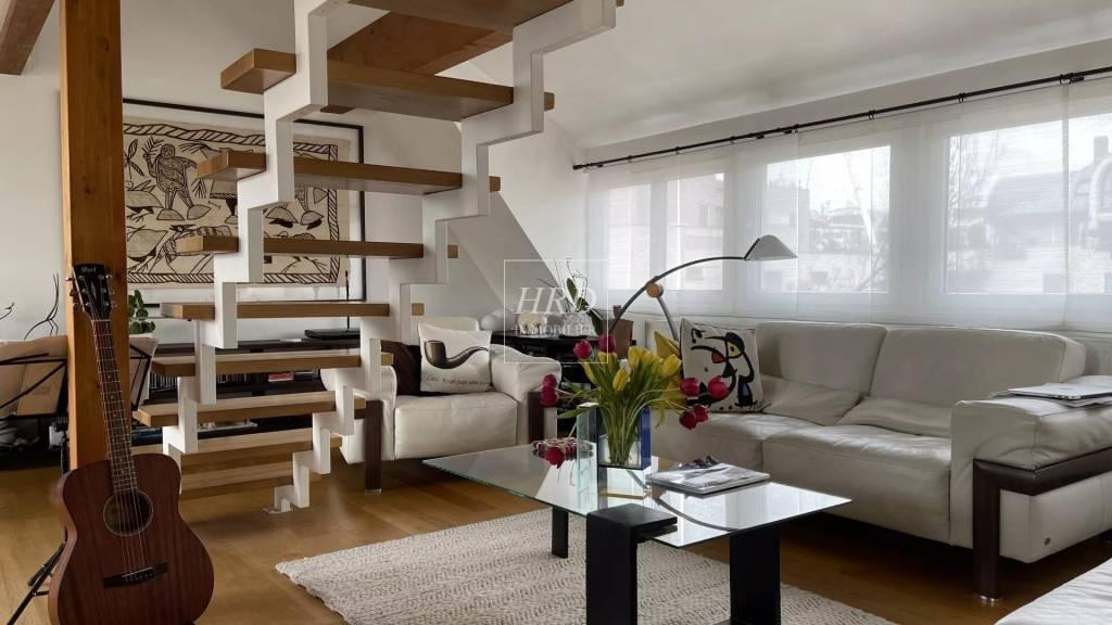 ORANGERIE - Bel appartement 4 pièces au dernier étage