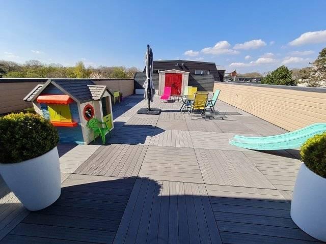 Exceptionnel : ensemble immobilier de 340 m² avec terrasse de 105 m²