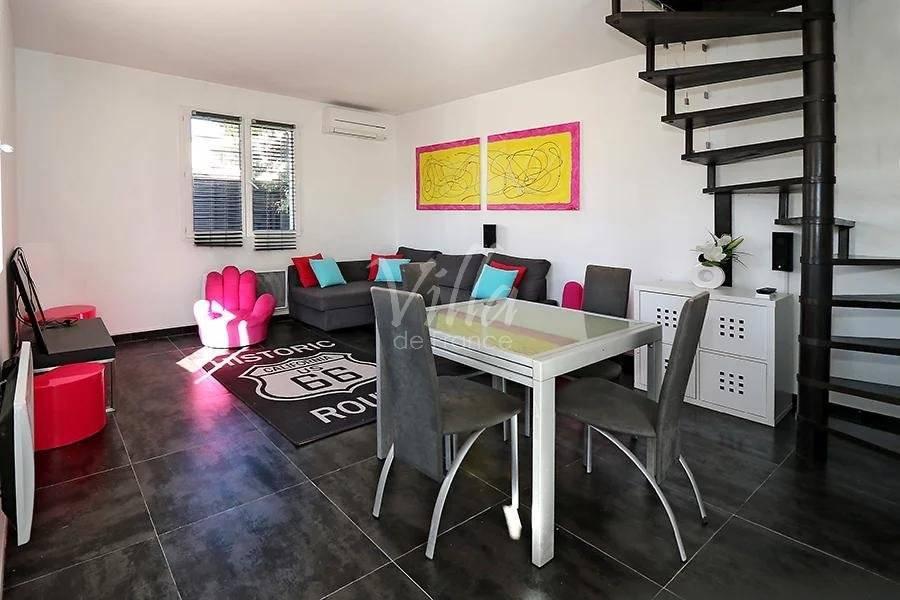 BUY SEMI-DETACHED HOUSE 70 m2 IN MANDELIEU-LA-NAPOULE COTTAGE