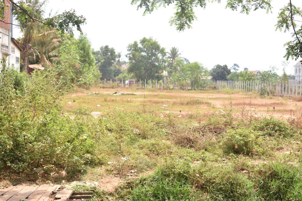 Land For sale In Sala Kamroek Commune
