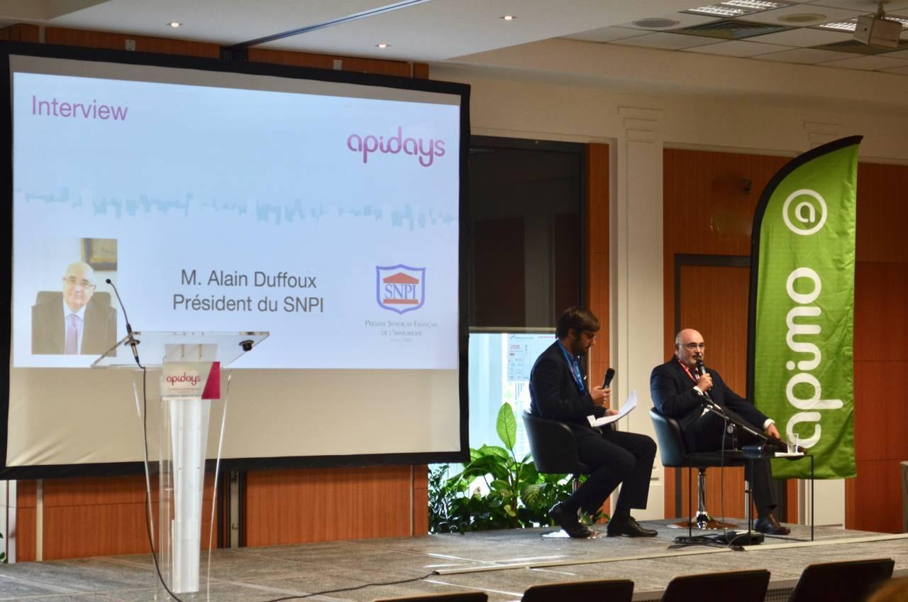 Interview du Président du SNPI par Nicolas GUILLAUD DE SAINT-FERRÉOL