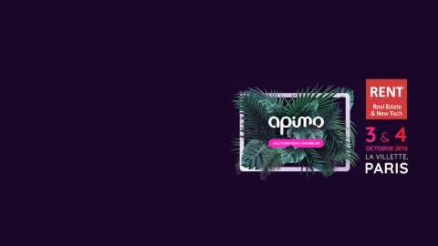 RENT apimo salon NewTech innovations paris