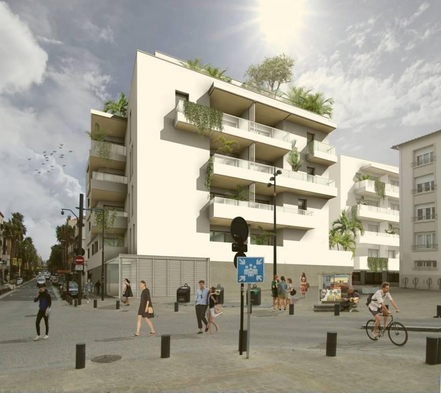 Appartement T3 en VEFA, terrasse et parking, Perpignan centre-ville