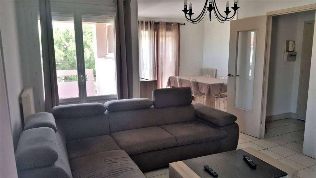 Perpignan, à vendre Clos-Banet un superbe T4 avec loggia-terrasse et garage