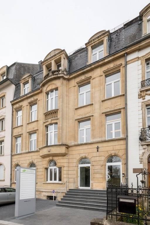 Bureau - Boulevard de la Petrusse - Luxembourg Ville