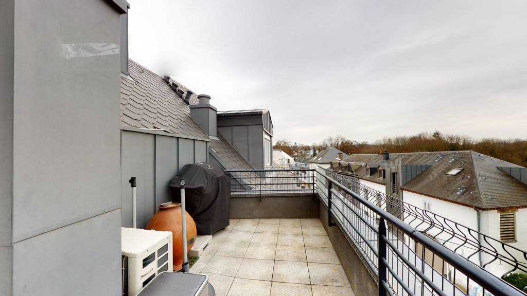 Vente appartement - Luxembourg - Hamm
