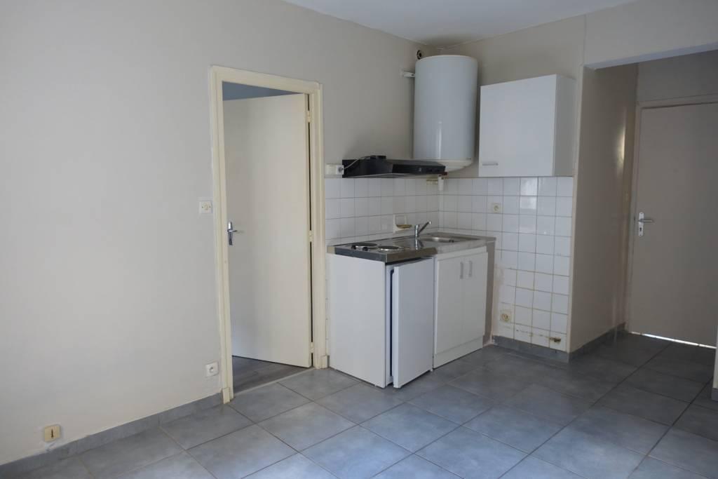 Appartement Type 2 - rez-de-chaussée
