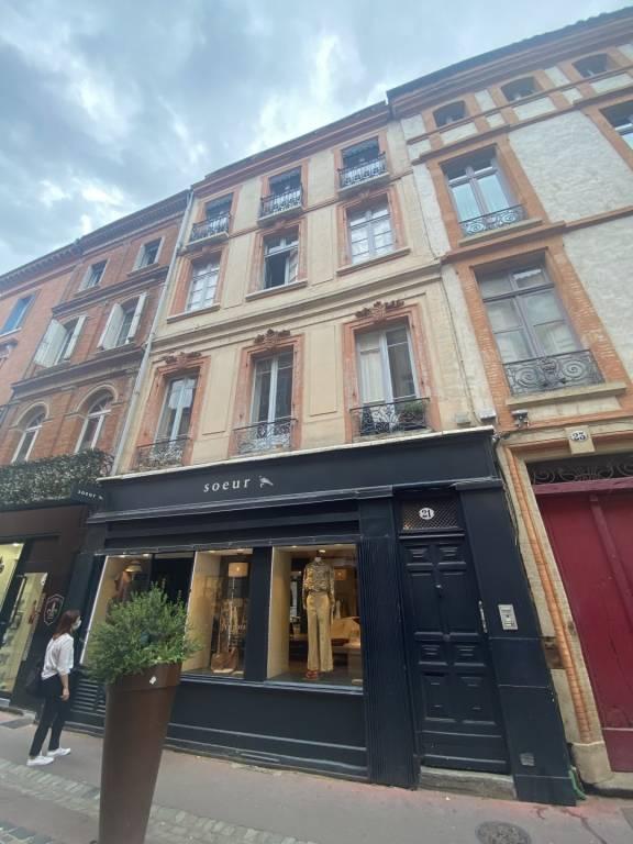 Location Appartement Toulouse Saint-Georges-Occitane