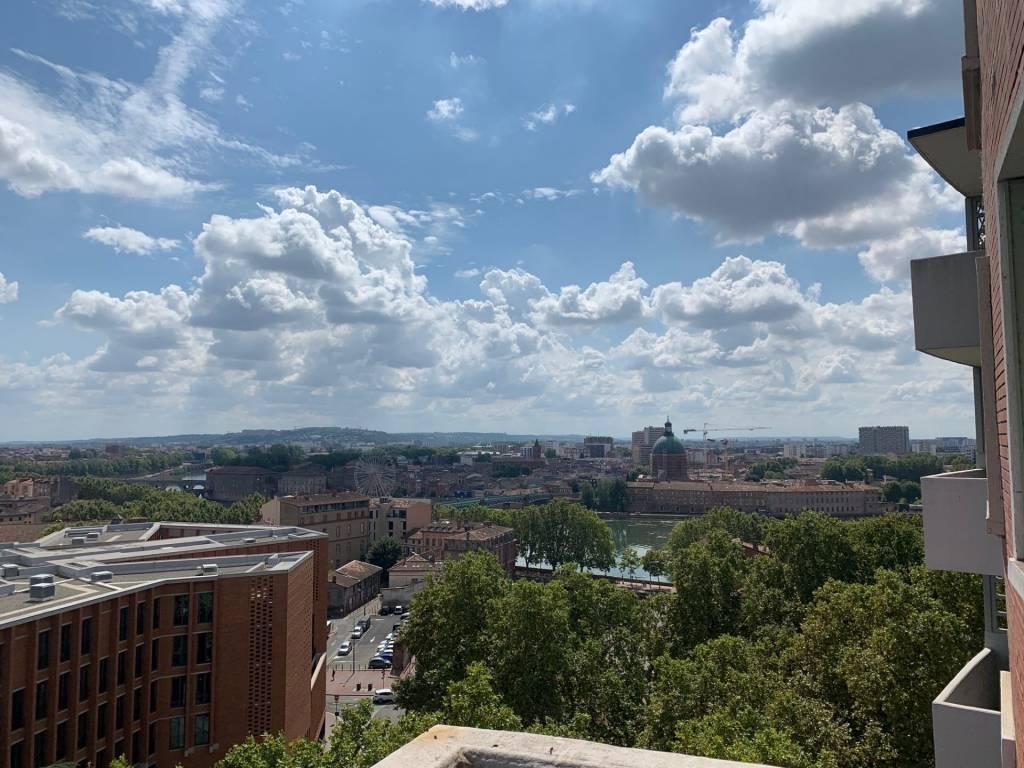 3 pièces secteur Université Capitole