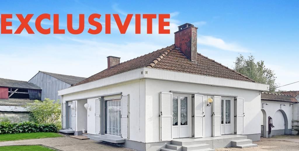Sale House Contes