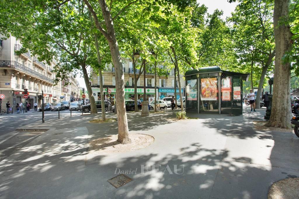 Paris XVIIe - Ternes/Guersant.