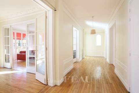 Rental Apartment Paris 16th