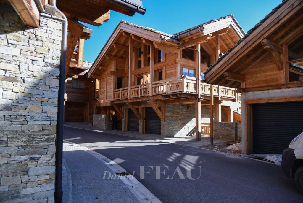Vars – A superb chalet at the foot of the runs