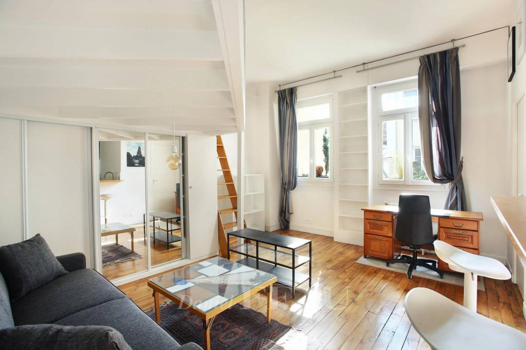 Paris 7th District – A studio apartment in perfect condition