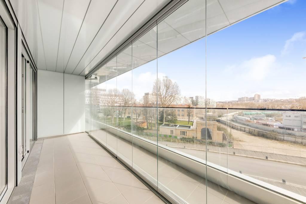 Boulogne Billancourt - Avenue Emile Zola - 68 m².
