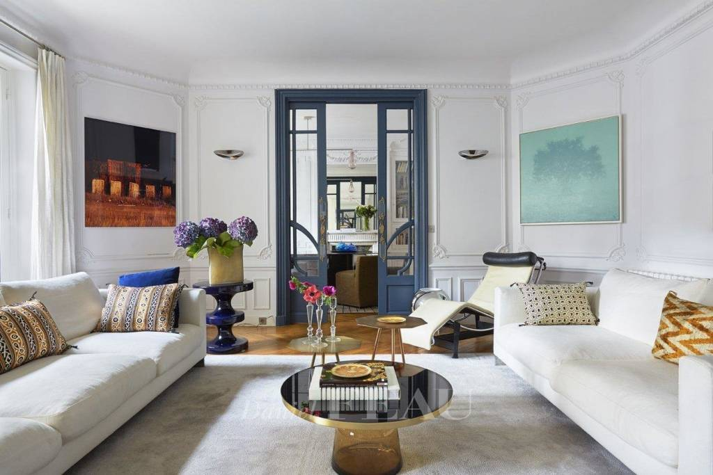 Paris  7th District – An exceptional near 190 sqm apartment