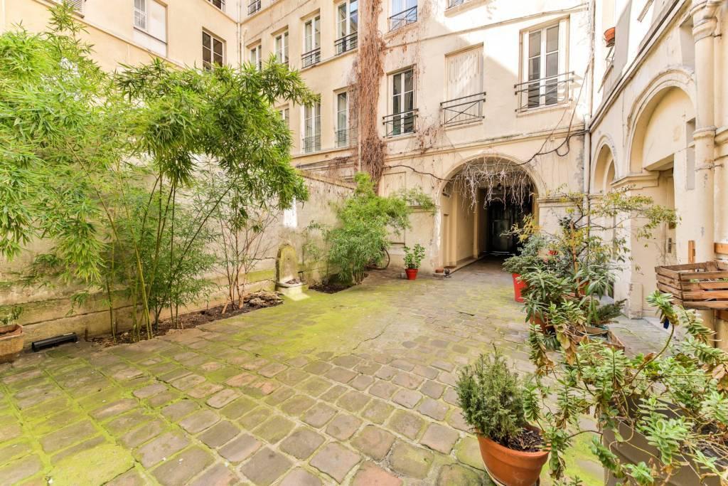 Rental Apartment Paris 9th Faubourg-Montmartre