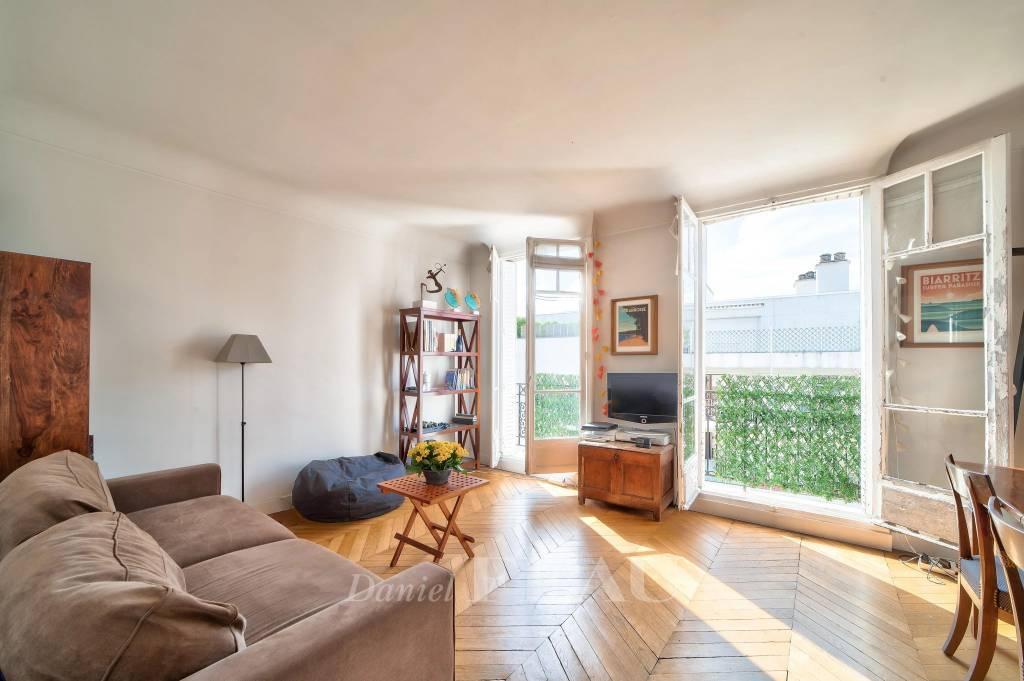 Boulogne Nord - Parchamp - Roland-Garros - Dernier étage.