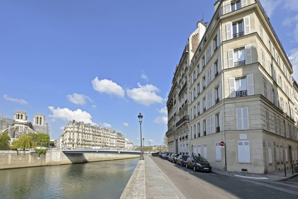 PARIS IVe - ILE SAINT LOUIS