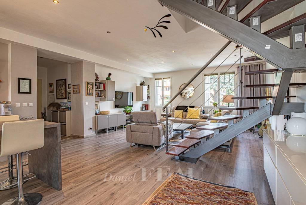 Aix en Provence – A duplex apartment