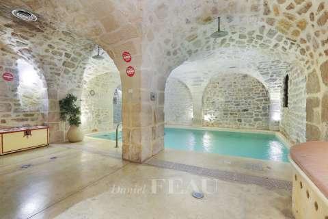 Salle de bains Piscine