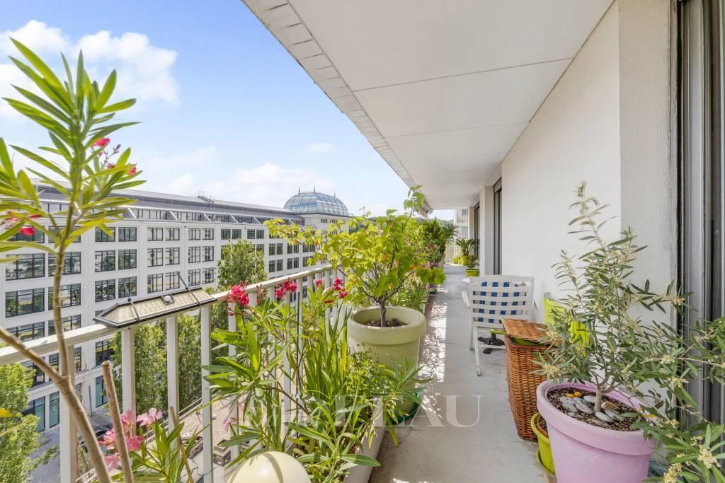 Boulogne - Pont de Saint Cloud - Appartement familial - 8ème étage