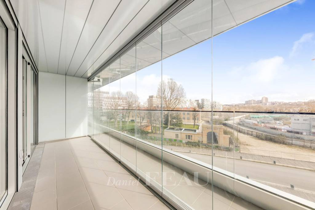 Rental Apartment Boulogne-Billancourt Billancourt–Rives de Seine