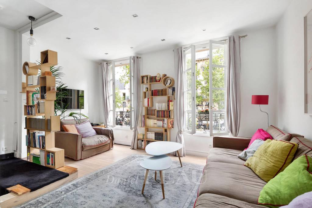 Paris 7th District – A ideal pied a terre in a prime location