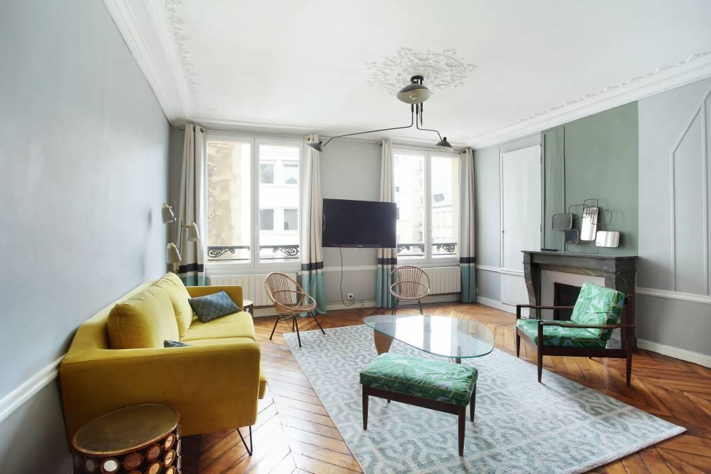 Paris 1st District - An ideal pied a terre