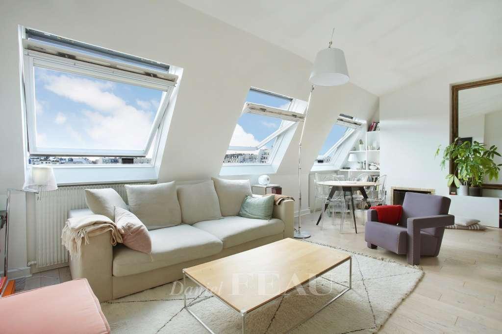 Living-room Wood floors