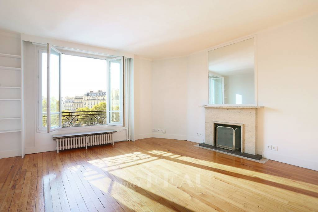 Neuilly-sur-Seine - A 3-bed apartment in a convenient location