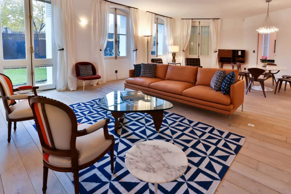 Paris 16th District – Prestigious Avenue Foch