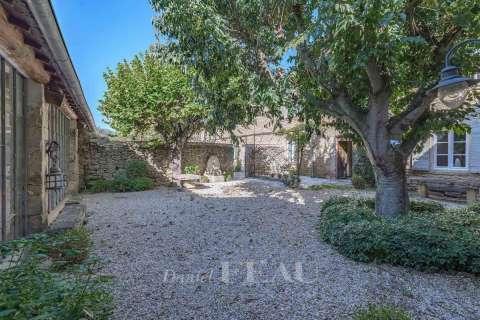 Vente Mas Cabrières-d'Avignon