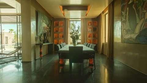 Dining room Natural light