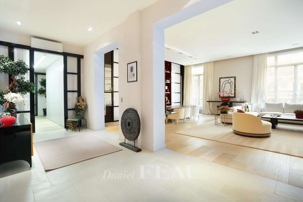 Paris 16th District – A superb apartment in a prime location