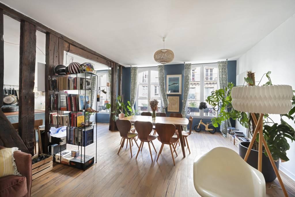 Sale Apartment Paris 1st Halles