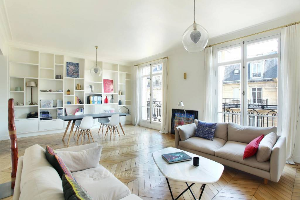 Paris 15th District – A perfect pied a terre on high floor