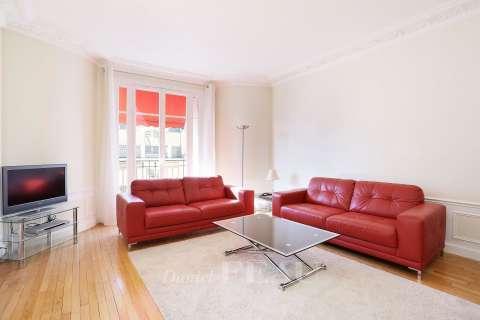 Rental Apartment Paris 16th