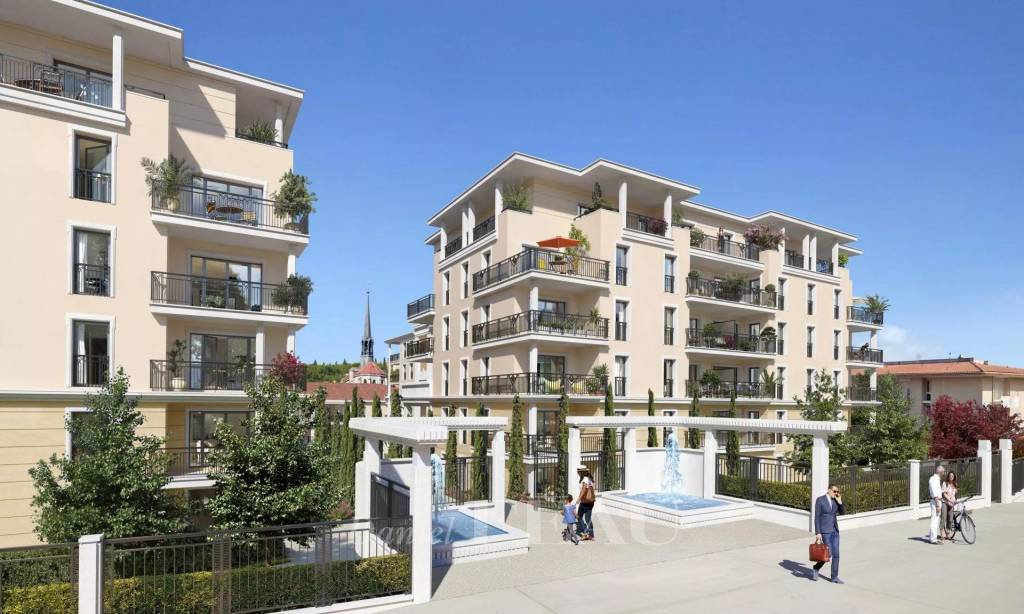 Aix en Provence – New apartments
