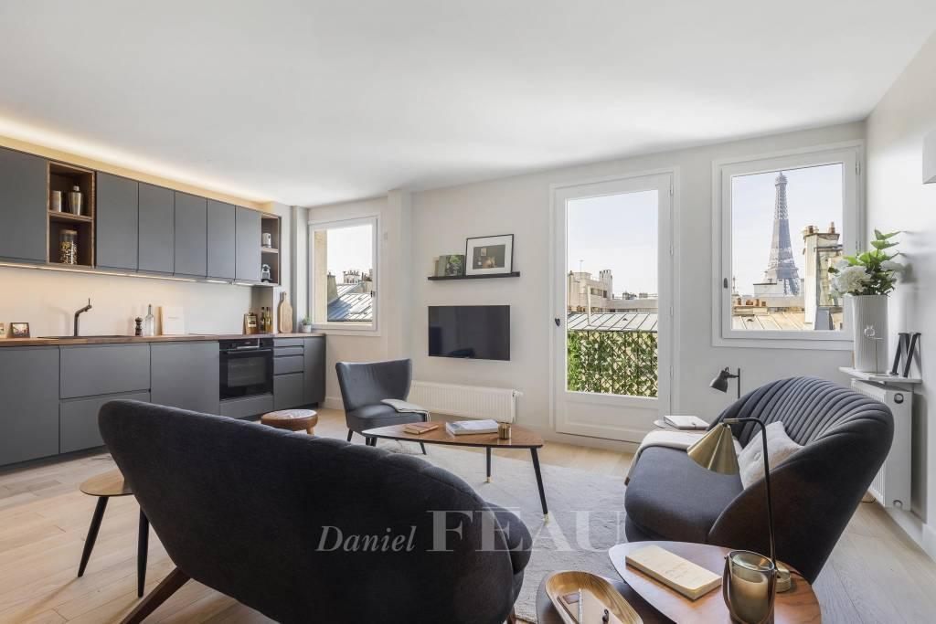 Sale Apartment Paris 7th Gros-Caillou