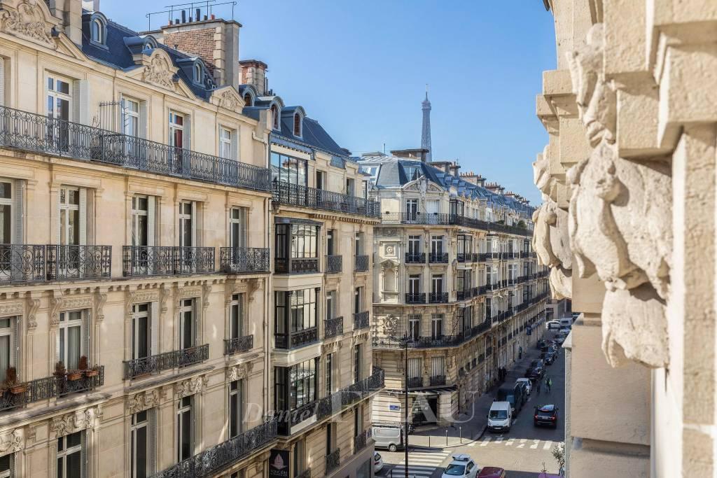 Paris VIIIe - Triangle d'Or - Bureaux