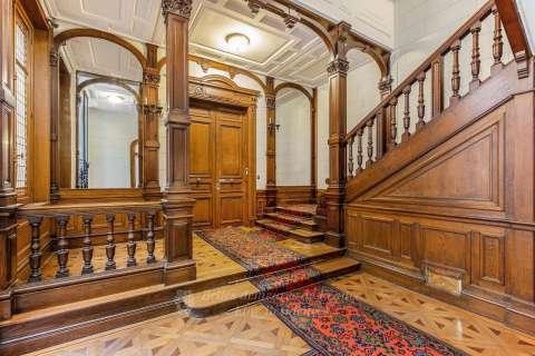 Entrance Wooden floor