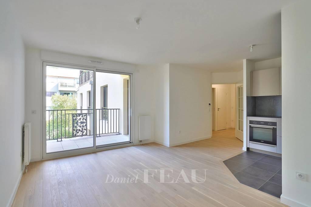 Rental Apartment Saint-Cloud