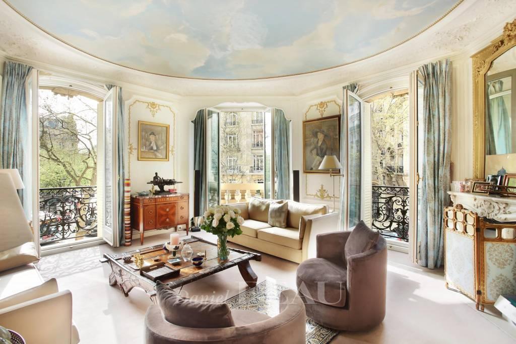Paris XVII - Quartier Ternes - trois chambres