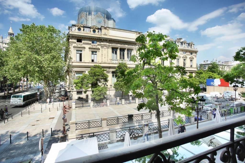 Paris Ier -  Ile de la Cité - Palais de Justice