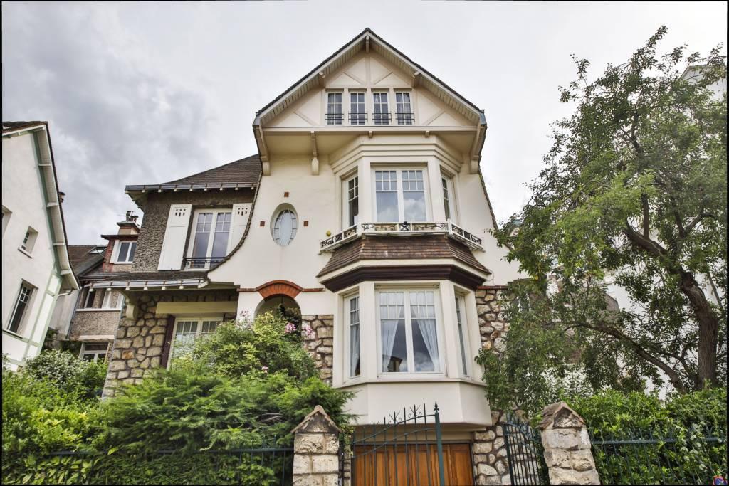 Saint-Cloud - Val d'Or - Maison avec jardin.