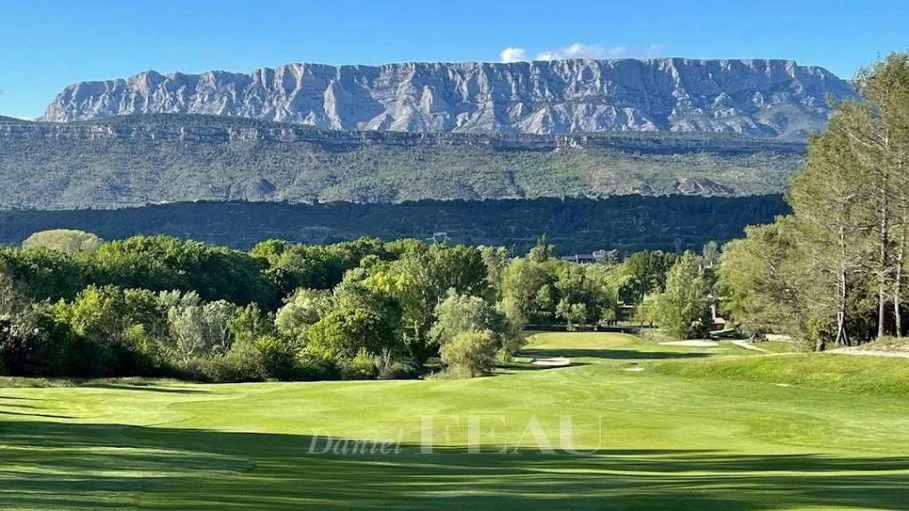 Sainte Victoire Golf Club – Building plots