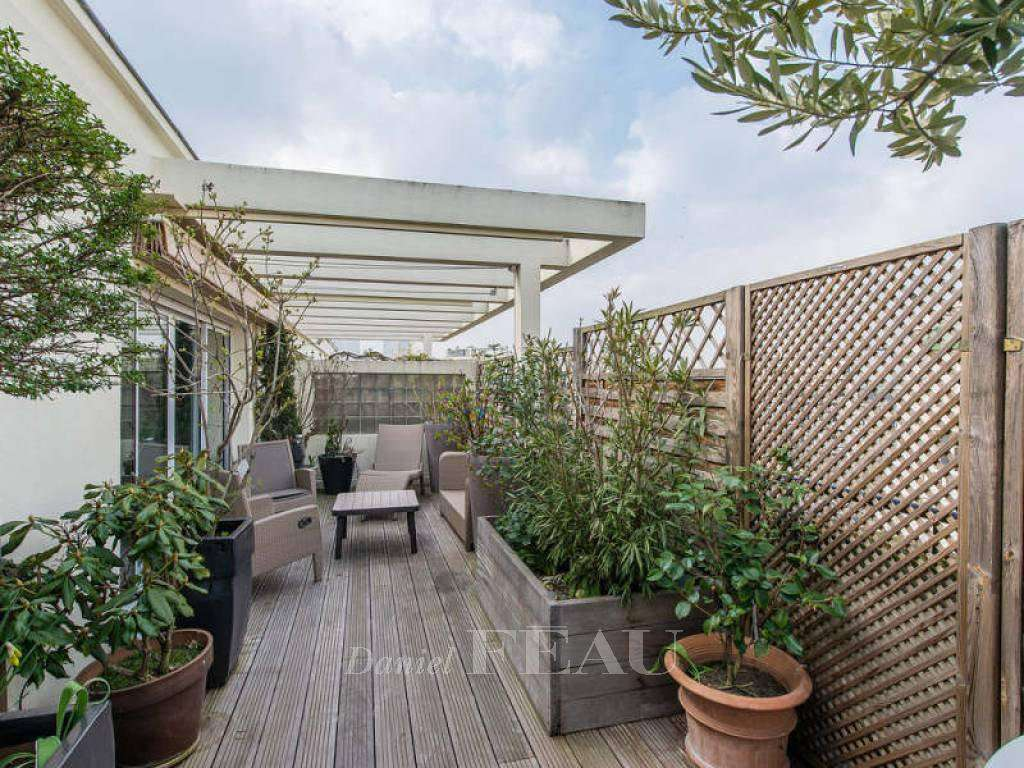 Sale Apartment Paris 16th Auteuil