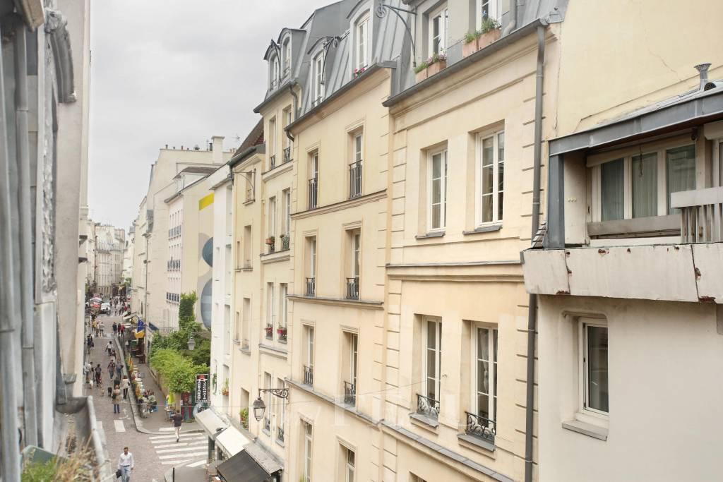 Paris Ve - Place Monge
