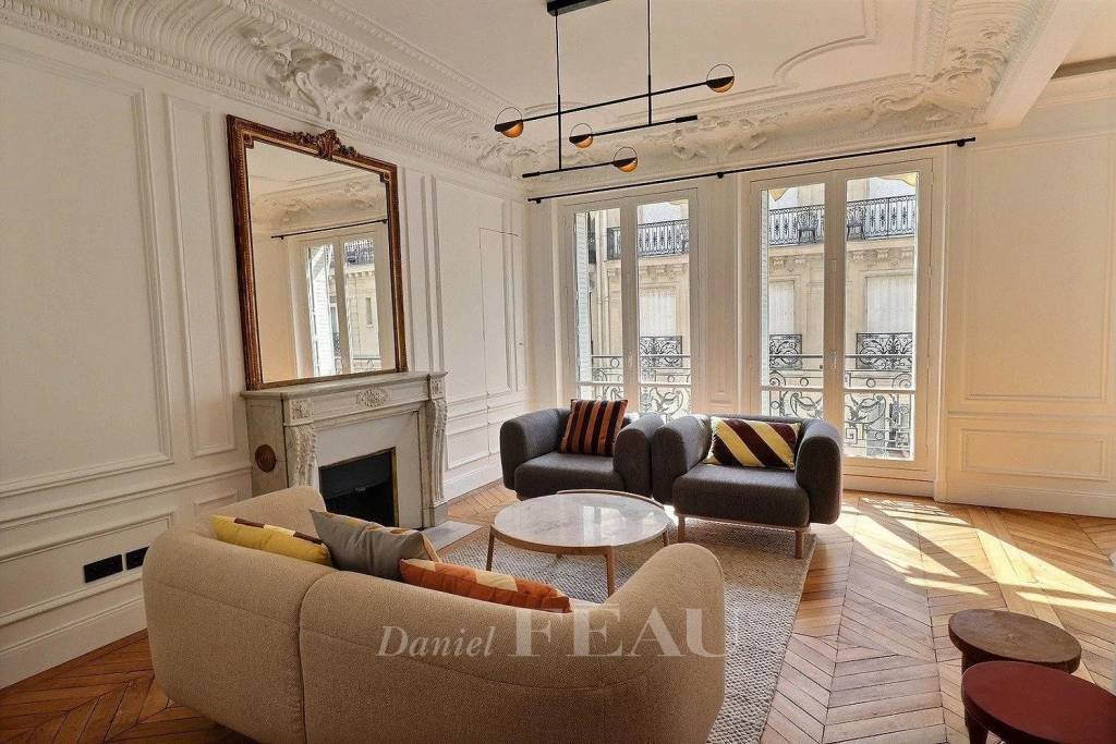 Paris VIIIe - Triangle d'or
